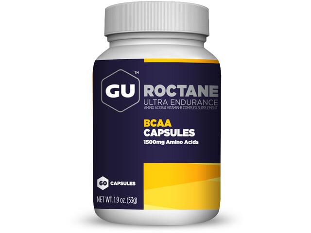 GU Energy Roctane BCAA capsule di aminoacidi 60 pezzi